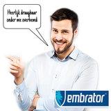 embrator heren t-shirt