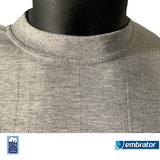 embrator heren t-shirt ronde hals