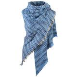 Sjaal colour stripes
