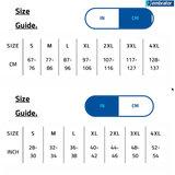 Embrator 2-pack Boxershort geweven katoen donkerblauw/wit M, 3XL, 4XL_