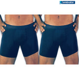 embrator mannen boxer donkerblauw