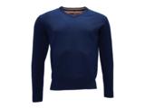 mannen trui donkerblauw