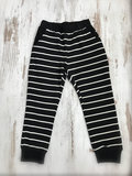 DICE Hondjes pyjama Fuchsia/Zwart_