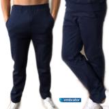 embrator jogging broek donkerblauw