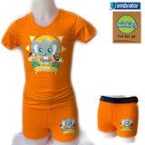 embrator jongens ondergoed oranje