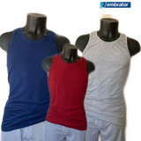 mannen t-shirt mouwloos