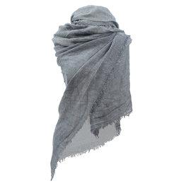 Sjaal Plain grijs