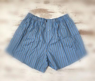 DICE Underwear Boxer geweven katoen Loose Fit boxer met gulp maat XXL