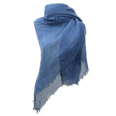 Sjaal Plain blauw