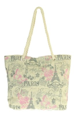 Strandtas Paris Amour
