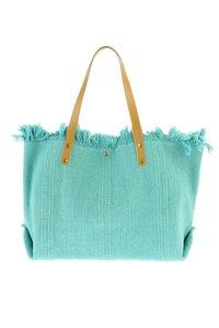 strandtas turquoise