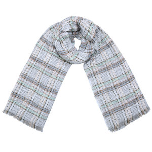 sjaal granny knit