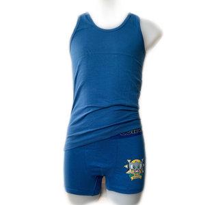 embrator jongens ondergoedset blauw